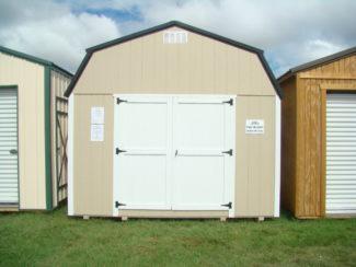 12x28 High Barn
