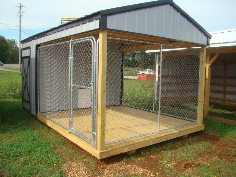 10x16 Dog Kennel