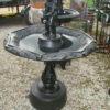 Cast Aluminum Girl Fountain