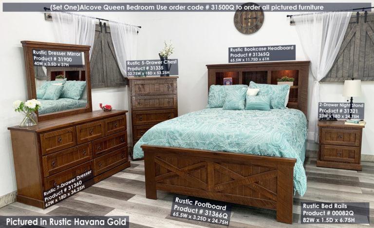 bedroom sets full