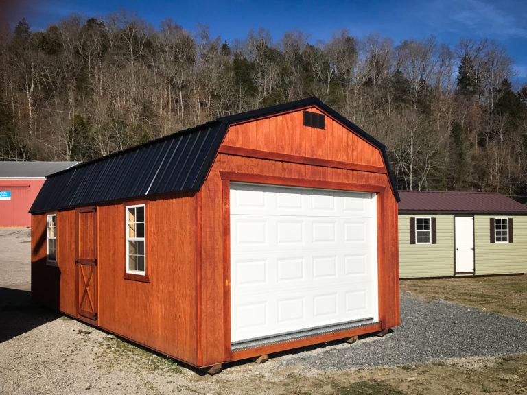 barn pre built garages in kentucky
