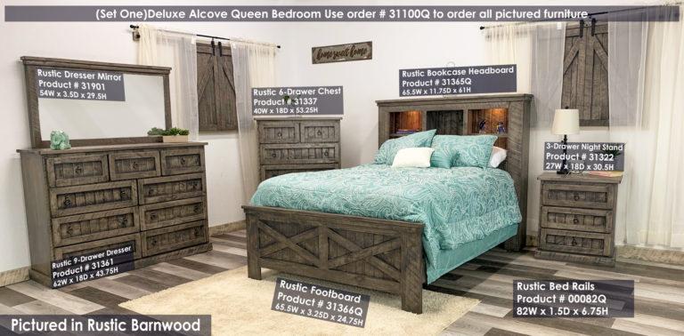 deluxe bedroom sets