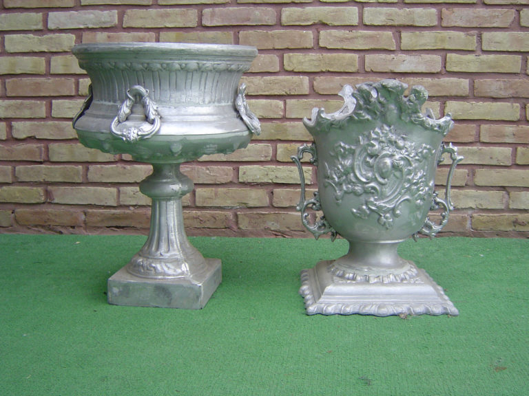 french urn planters