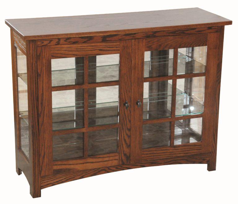 small china cabinet