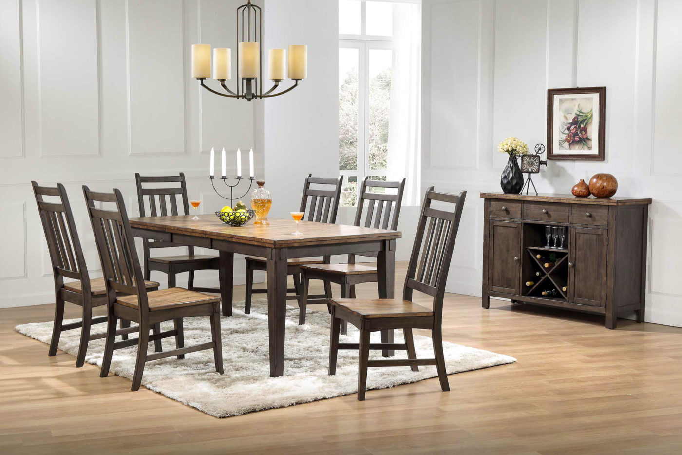 four winds dining room set ky