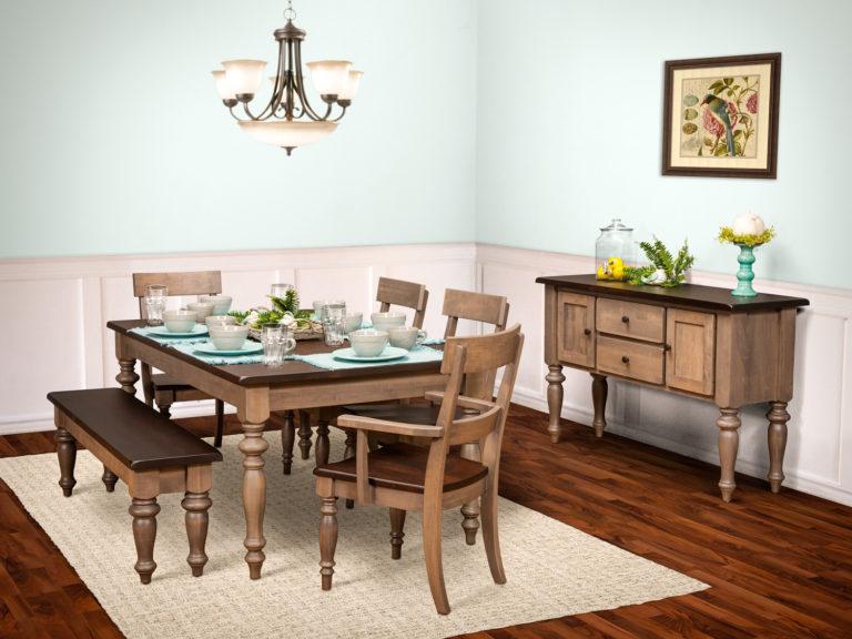 serenity dining room set ky tn