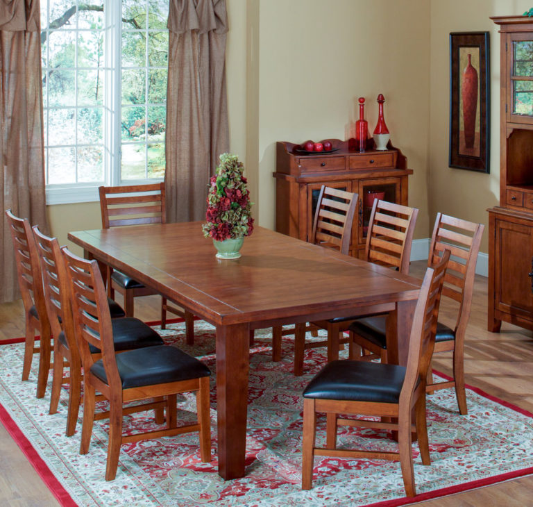 solid wood dining room set for sale in ky