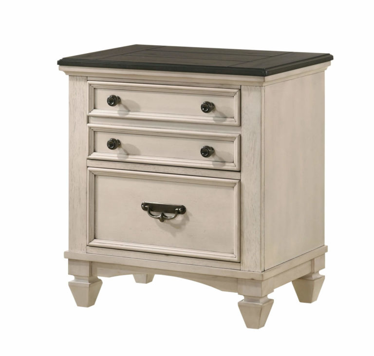 night stands with 3 drawers